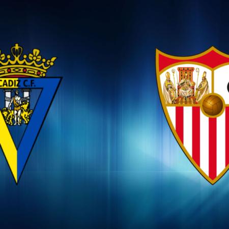 Primer Gol Gana: Cádiz – Sevilla