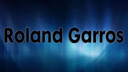 Apuestas Gratis: Roland Garros 2020