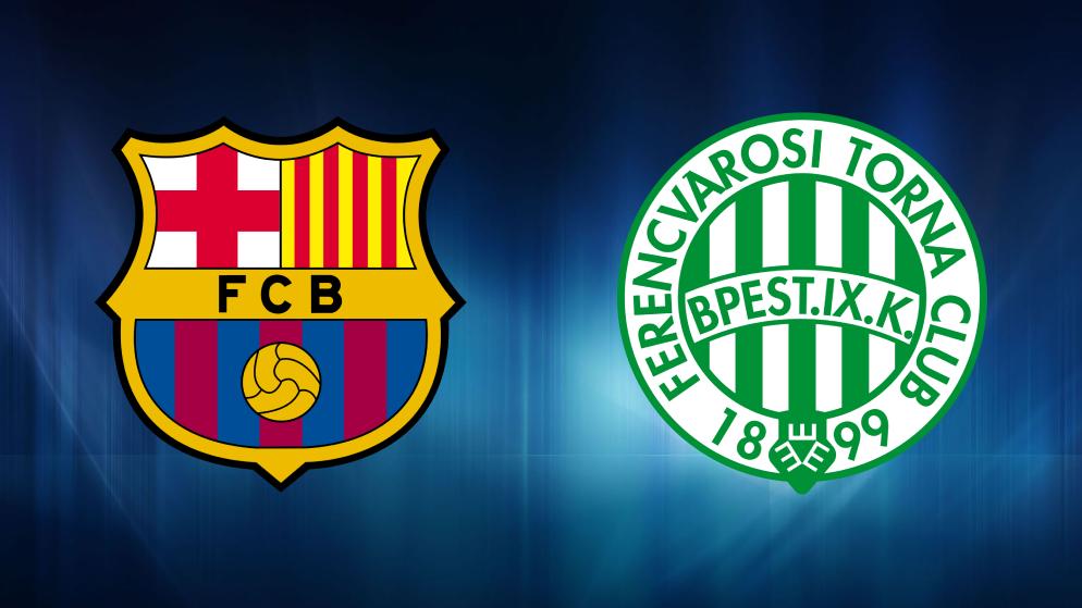 El Partidazo: Barcelona – Ferencváros