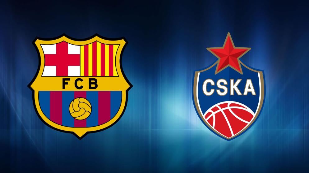 Promo 3X1: Barcelona – CSKA de Moscú