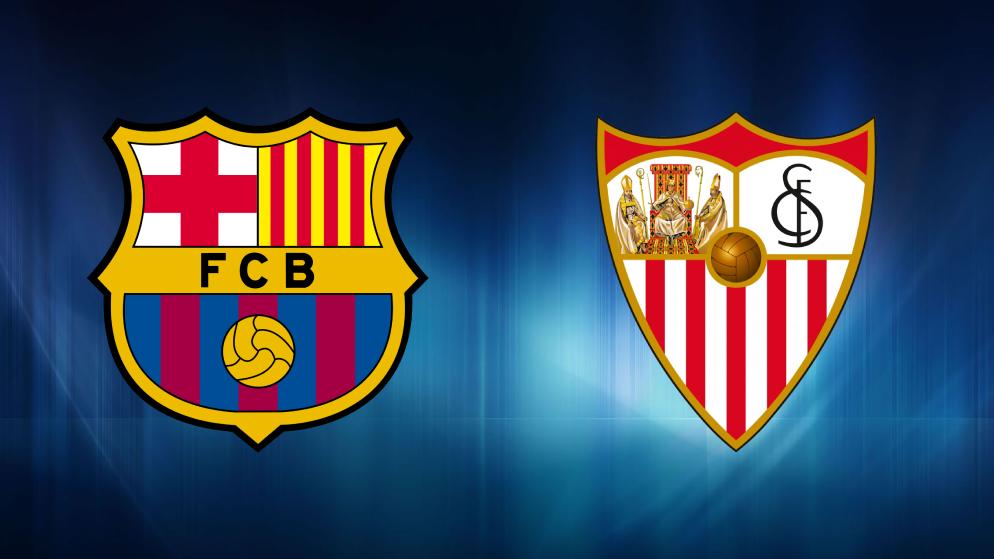 Primer Gol Gana: Barcelona – Sevilla