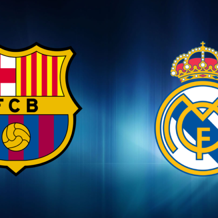 Supercuota: Barcelona – Real Madrid