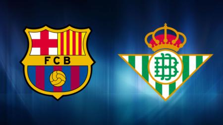 Apuesta Gratis: Barcelona – Betis