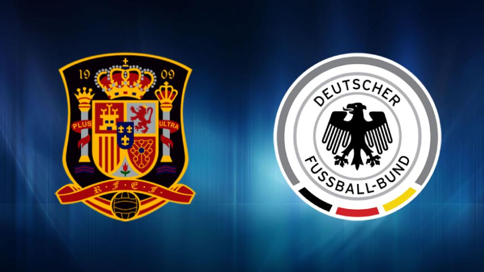 Apuesta con La Roja: España – Alemania