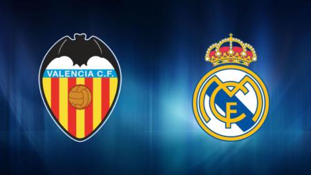 #MiApuesta: Valencia – Real Madrid