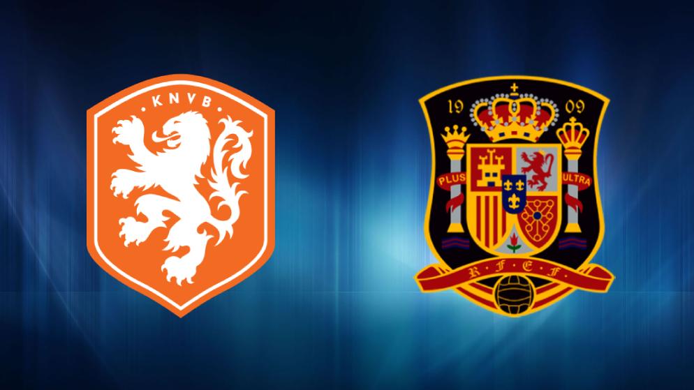 Promo Explosiva: Holanda – España