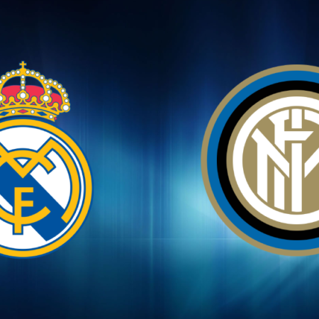 Supercuota: Real Madrid – Inter de Milán