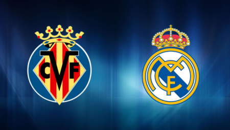 Apuesta Gratis: Villarreal – Real Madrid