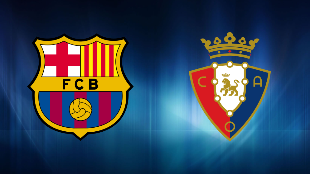 #MiApuesta: Barcelona – Osasuna