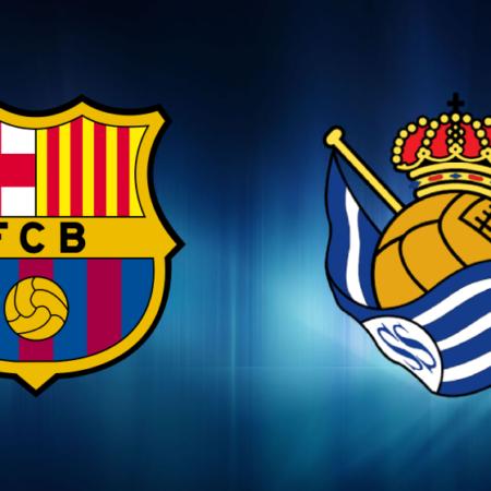 Multigoles: Barcelona – Real Sociedad