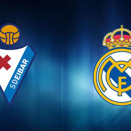 Apuesta Gratis: Eibar – Real Madrid