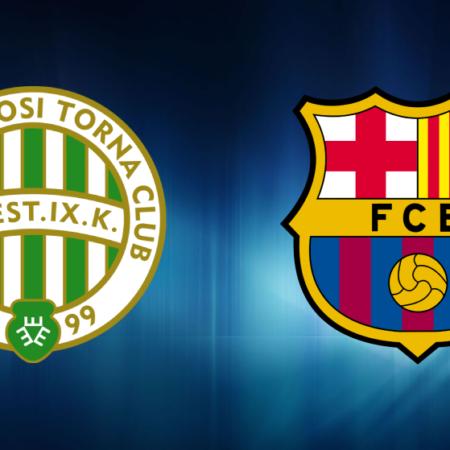 #MiApuesta: Ferencváros – Barcelona