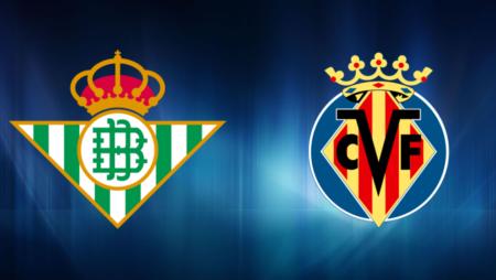 #MiApuesta: Betis – Villarreal