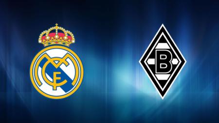 Apuesta de la Casa: Real Madrid – Mönchengladbach