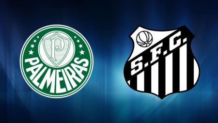 Golmanía: Palmeiras – Santos