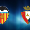 Multigoles: Valencia – Osasuna