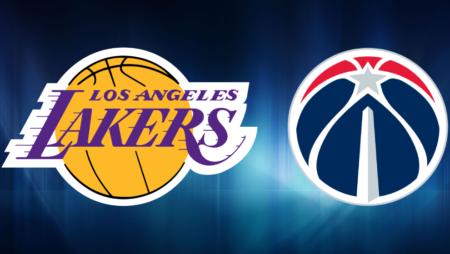 #MiApuesta: Lakers – Wizards