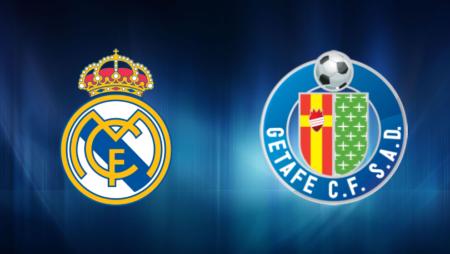 Apuesta Gratis: Real Madrid – Getafe