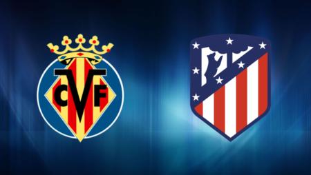 Multigoles: Villarreal – Atlético de Madrid