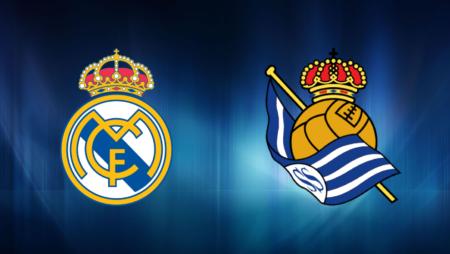 Apuesta Gratis: Real Madrid – Real Sociedad