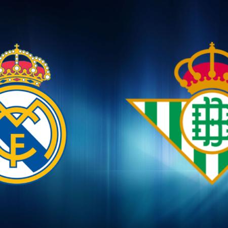 Apuesta Ganada: Real Madrid – Betis