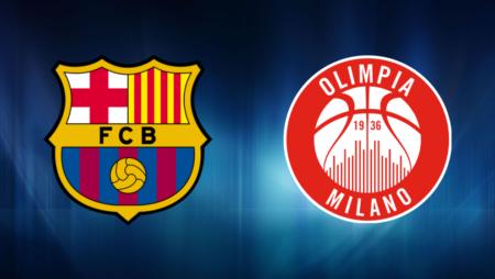 #MiApuesta: Barcelona – Olimpia Milano