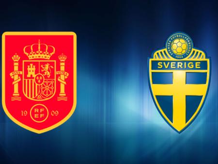 Apuesta Gratis: España – Suecia